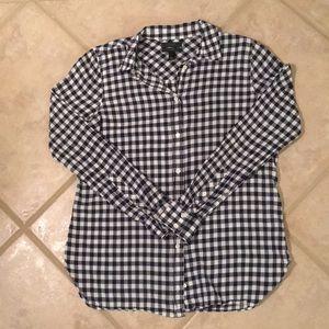 J. Crew Button Down Shirt